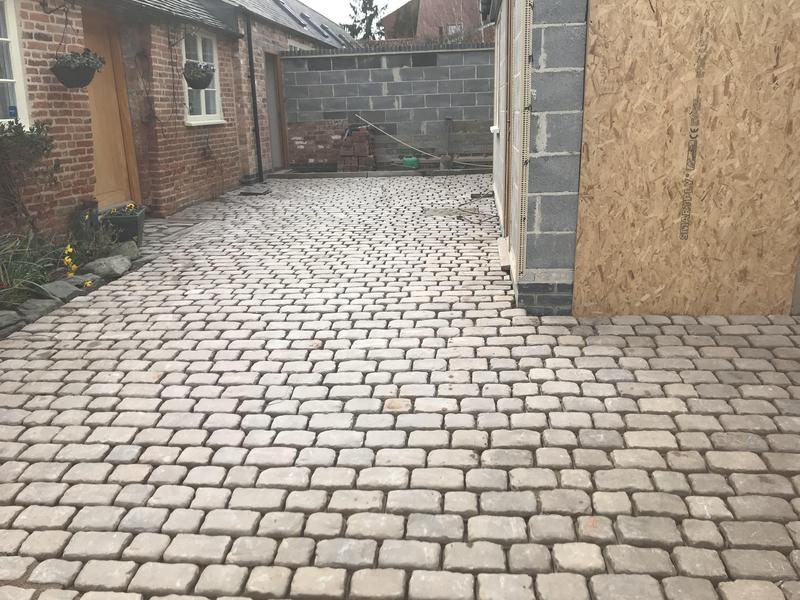Image 9 - Marshal cobble sets easy to lay and look like original cobble sets at half the price