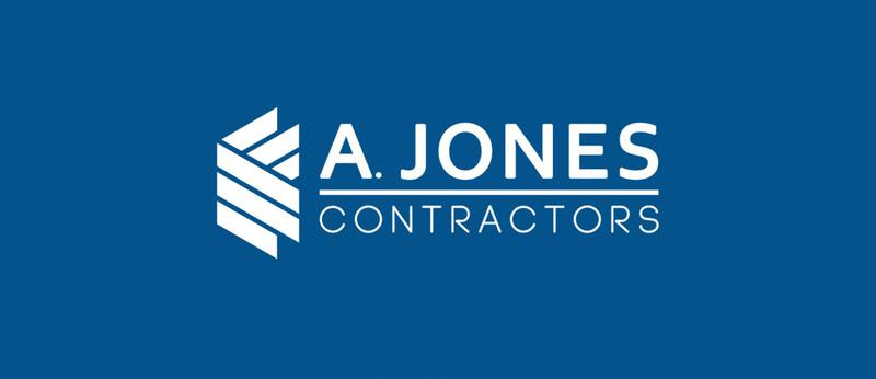 A Jones Contractors Ltd logo