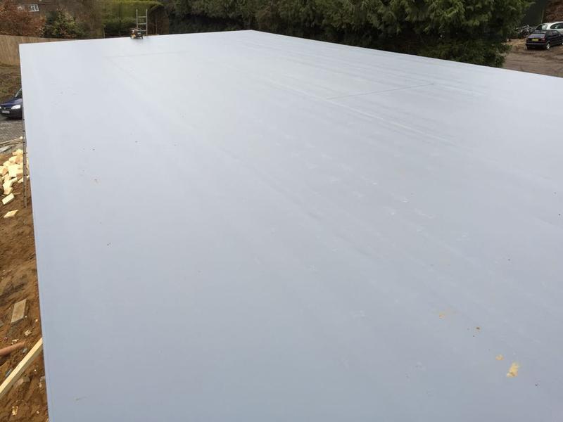 Image 26 - Soprema PVC Single Ply Membrane - Deepdale Veterinary, Bedfordshire