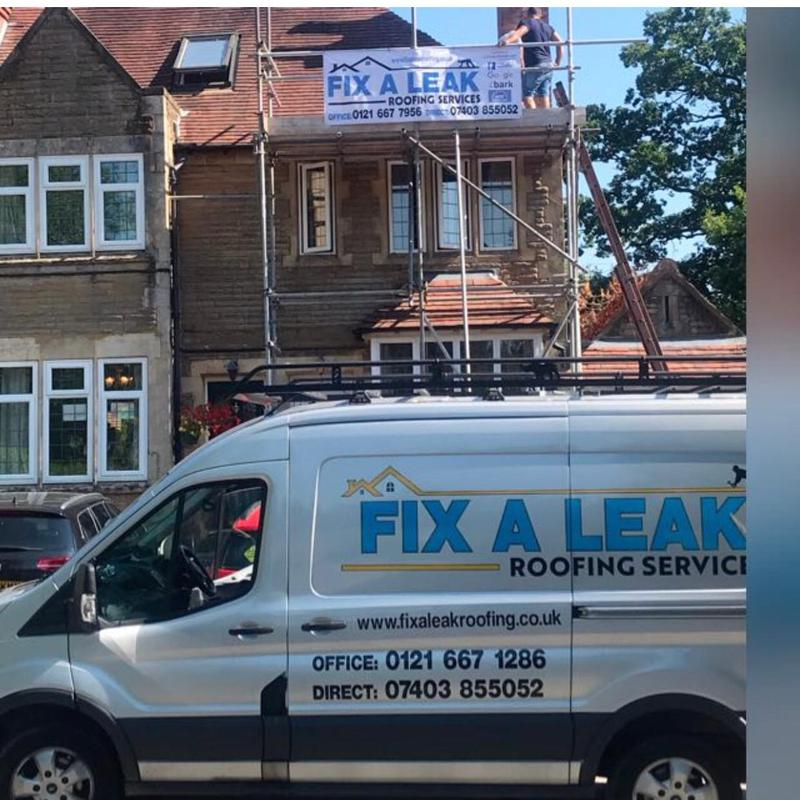 Fix A Leak Roofing Services logo