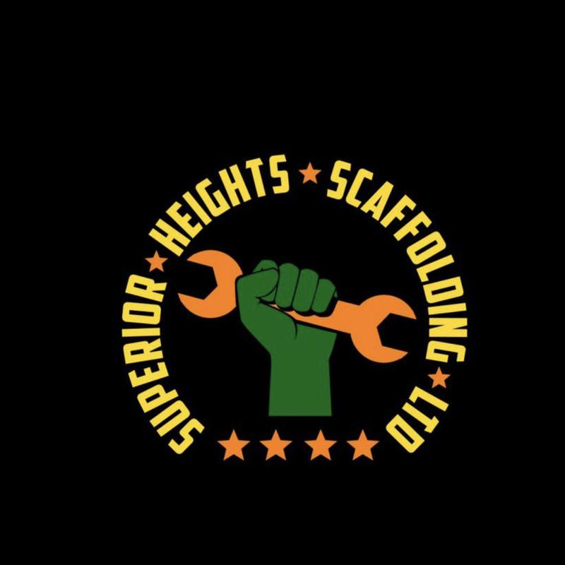 Superior Heights Scaffolding Ltd logo
