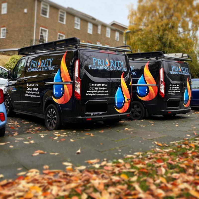 Image 5 - Priority Plumbing & Heating Bexleyheath kent Plumber Blackfen New Eltham Crayford Dartford Swanley Hextable Boiler fitter gas engineer