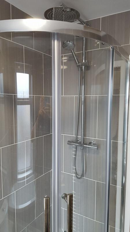 Image 44 - Complete bathroom refit - see our facebook page for before pictures!