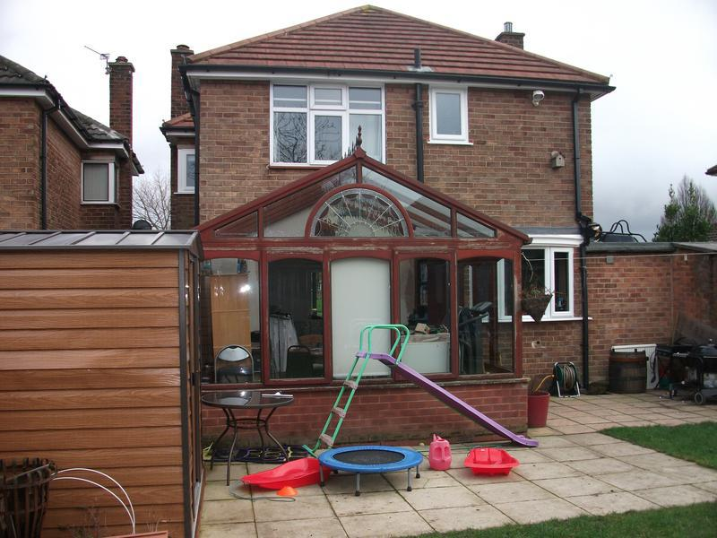 Image 9 - Before pictures of a job in Timperley