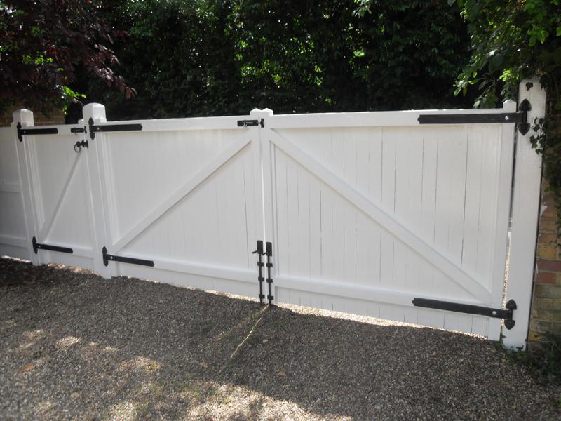 Image 42 - custom built entrance gates