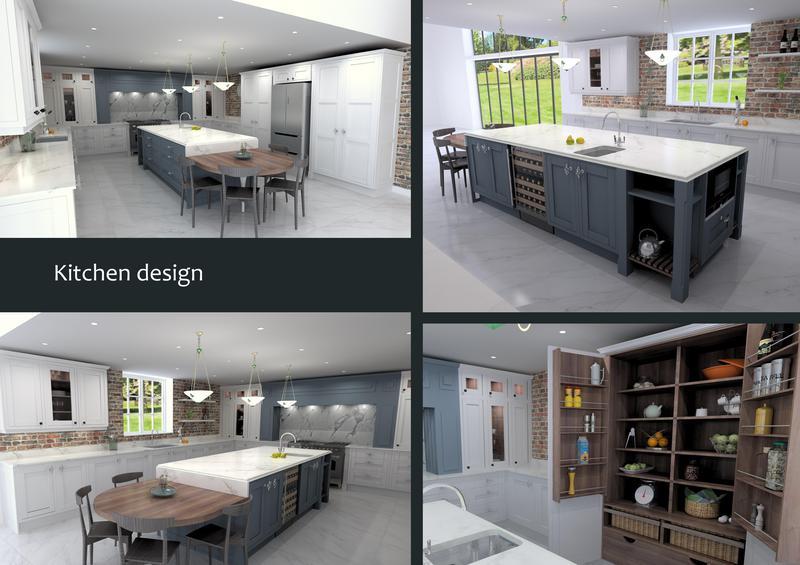 Image 15 - Kitchen design, supply and installation.