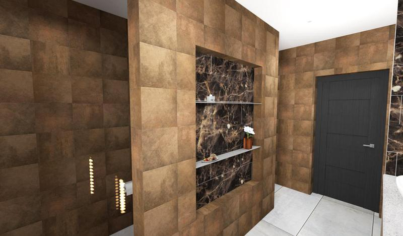 Image 27 - Bathroom design.