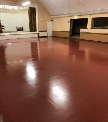 Image 8 - Village hall floor cleaning