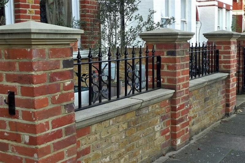 Image 162 - Brick wall /fence designs