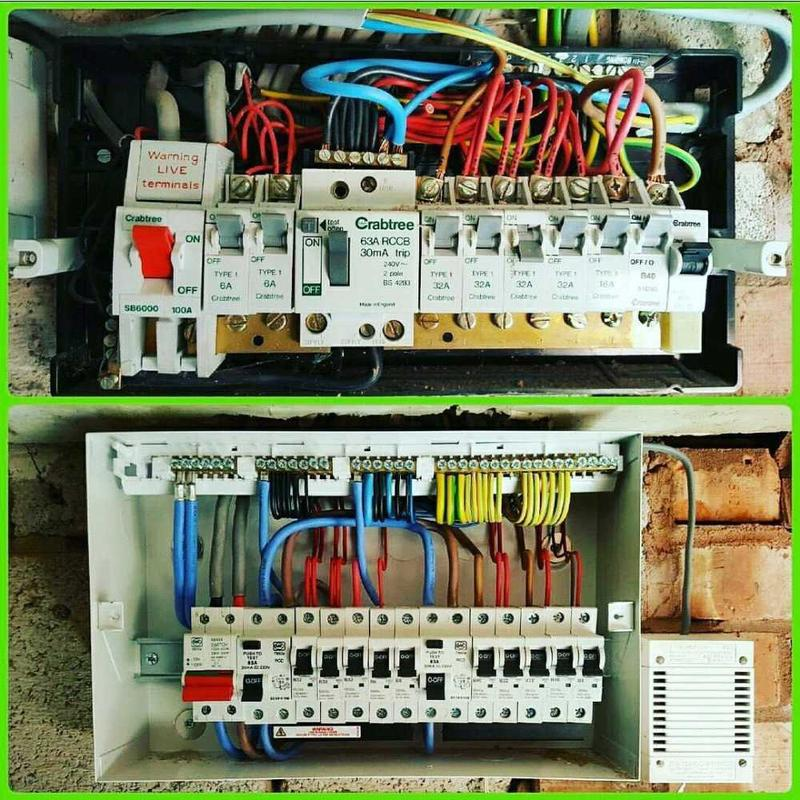 Image 28 - Fuse board upgrade.