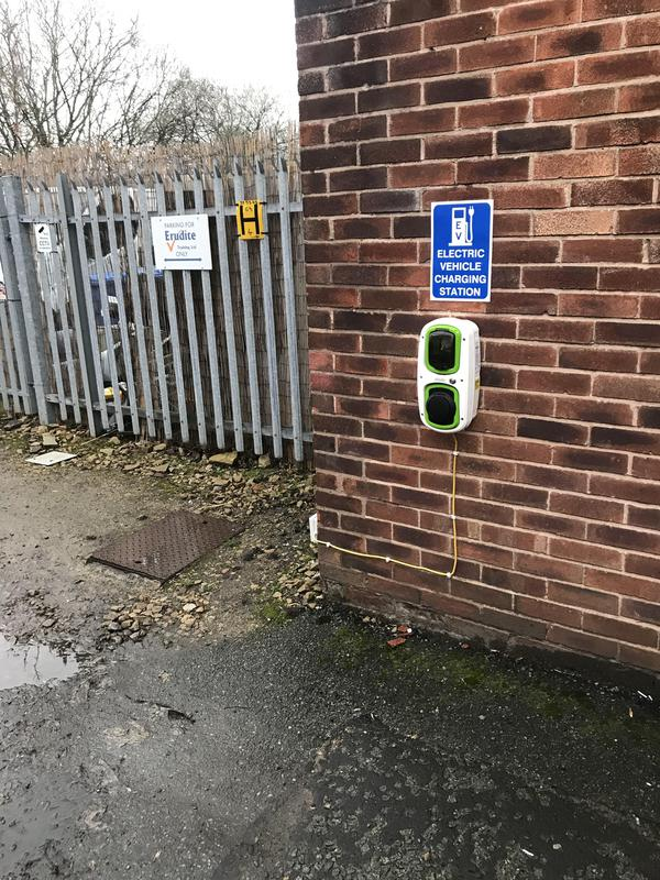 Image 8 - Electric Vehicle Charging Point