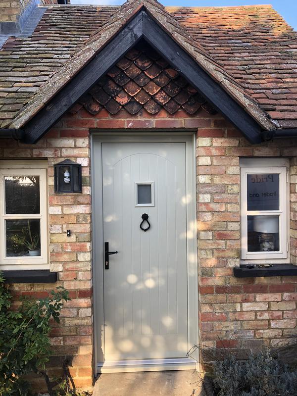 Image 24 - Engineered timber door