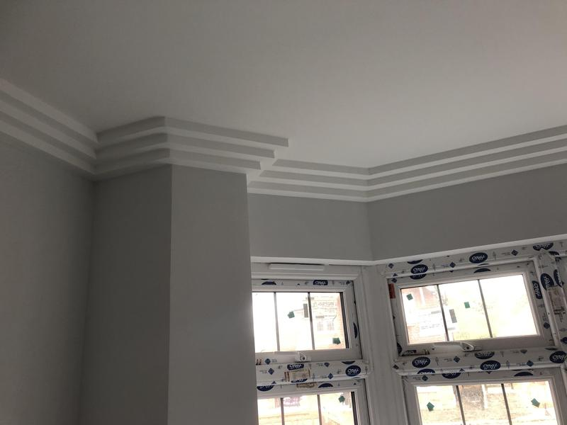 Image 24 - Three step cornice fitted