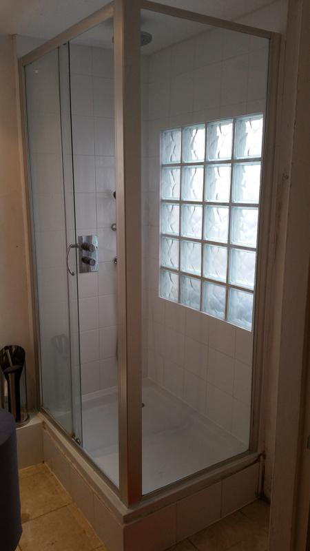 Image 67 - SHOWER ENCLOSURE REPLACEMENT