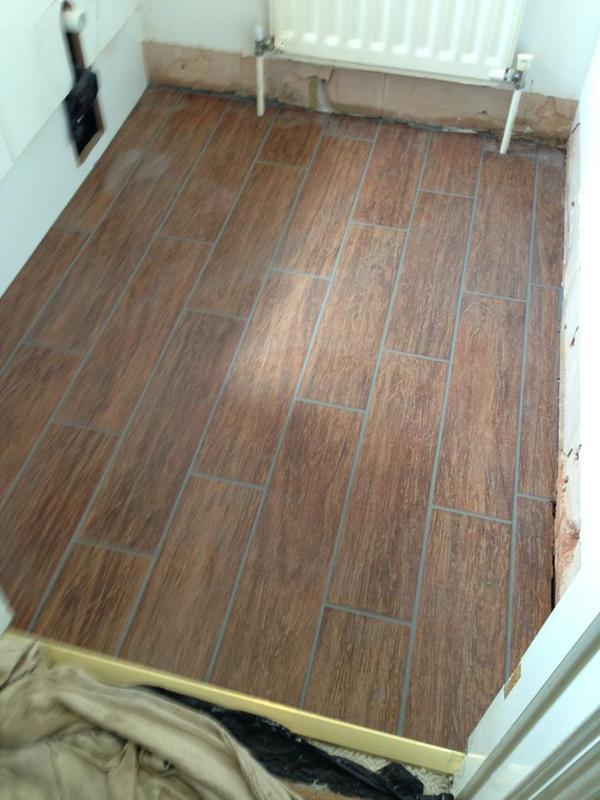 """Image 33 - Wood effect """"Artek"""" from Topps Tiles"""
