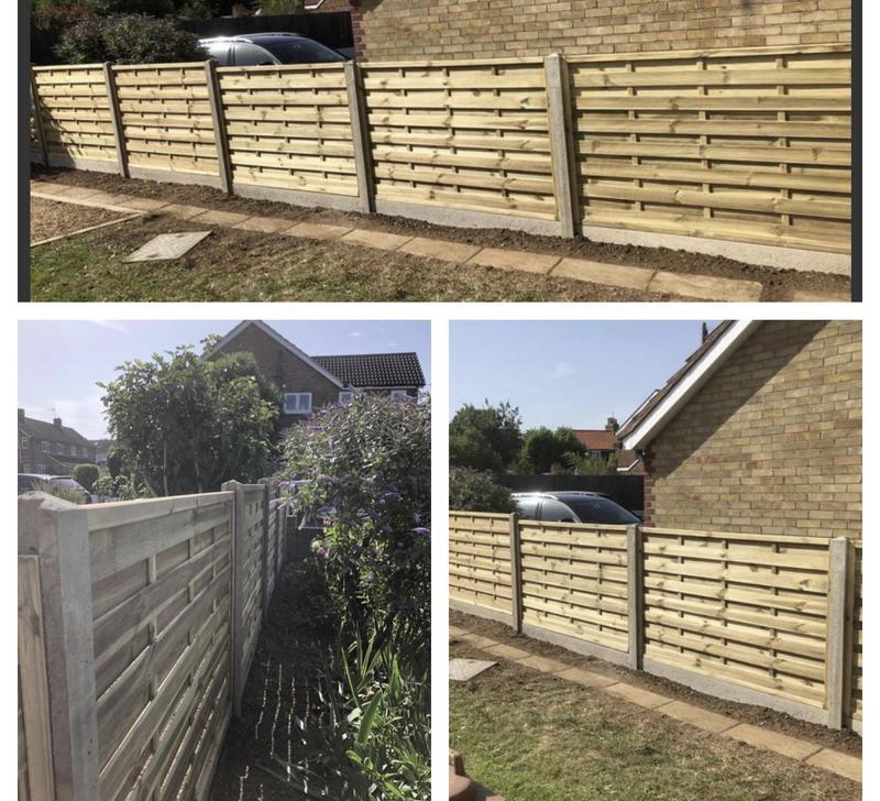Image 39 - 16- New small decorative omega fence