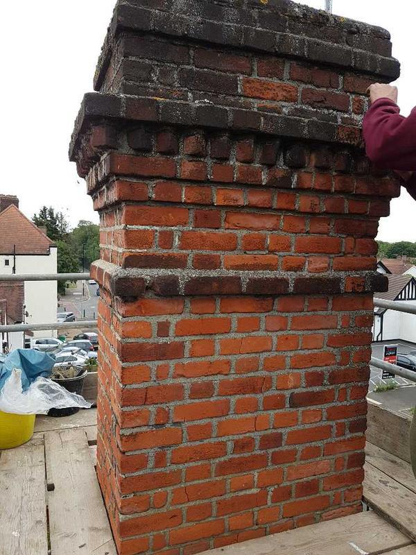 Image 20 - chimney stack removal