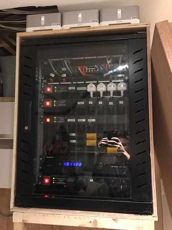 Image 22 - Commercial Centralised AV network