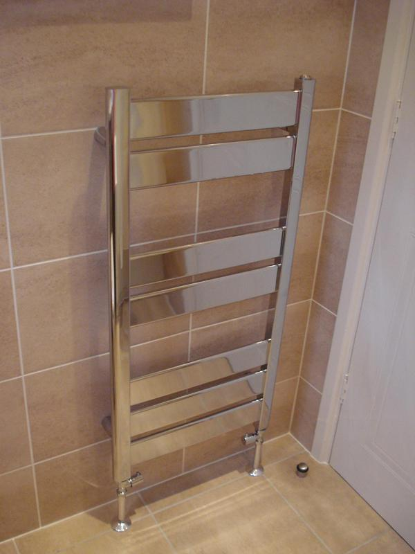 Image 2 - Heated Towel Radiator 2011