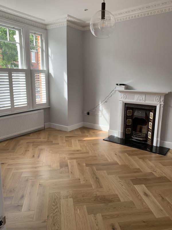 Image 2 - Herringbone flooring se22