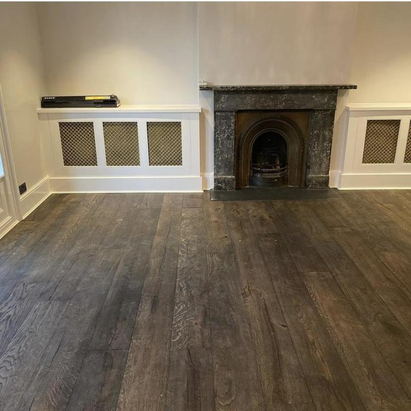 Image 8 - Chene wood flooring
