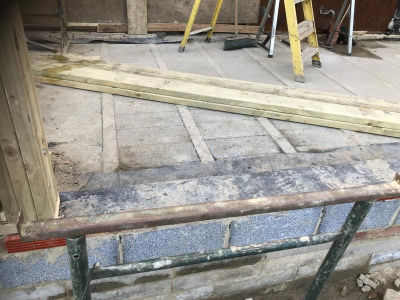 Image 79 - This is a block & beam floor but we also install solid concrete bases as well.