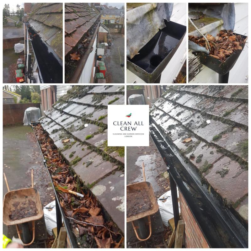 Image 6 - Gutter Cleaning