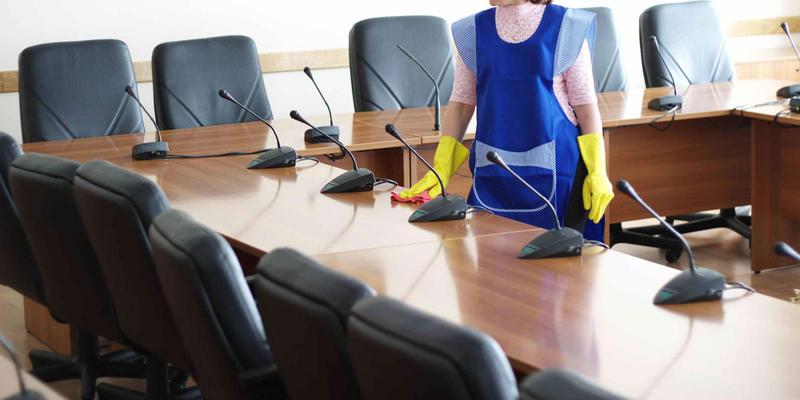 Image 1 - Daily office cleaning including sanitising all touch points
