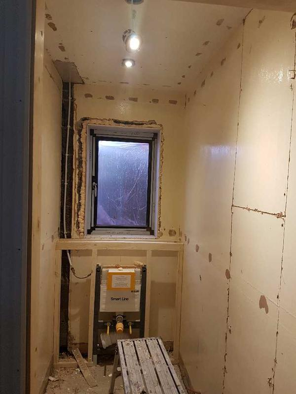 Dexx Finishes Plastering Amp Screeding In Rotherham S63