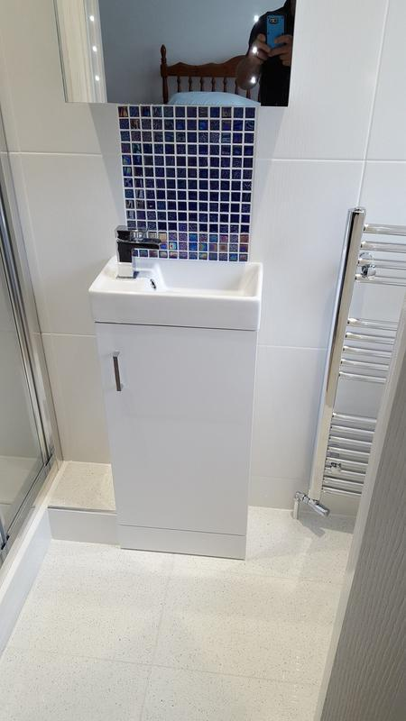 Image 29 - Complete ensuite refit - see our Facebook page for before pictures!