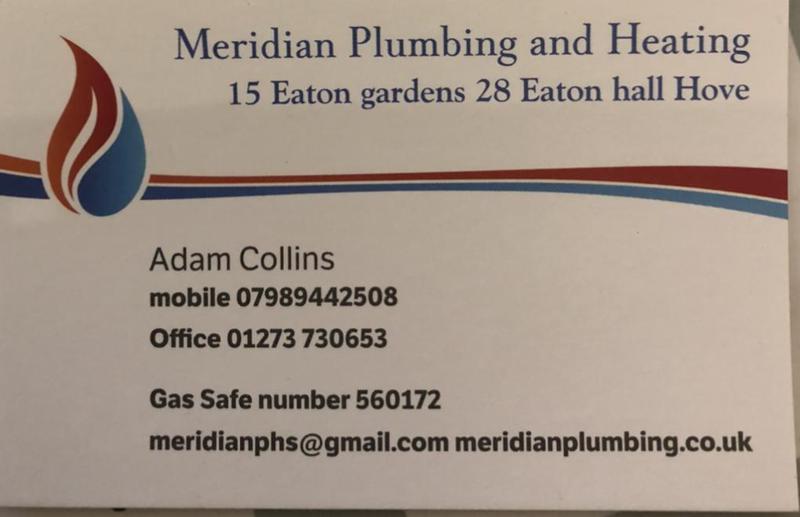 Meridian Plumbing & Heating Services logo