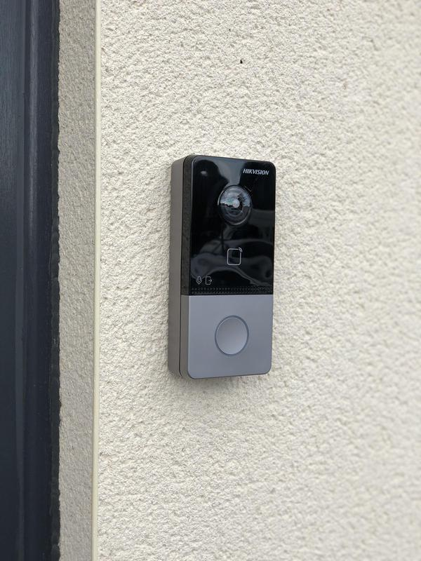 Image 16 - New Doorbell Unit. Advanced controls which can also be linked to Access Control systems or electronic door locks.