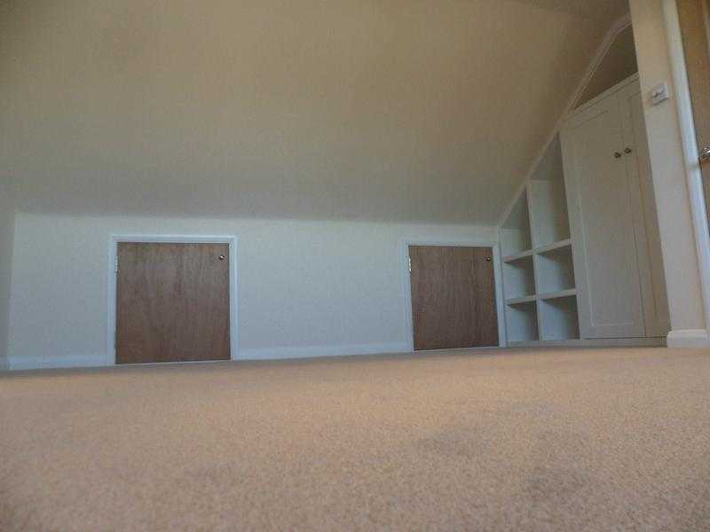 Image 44 - Loft room conversion complete
