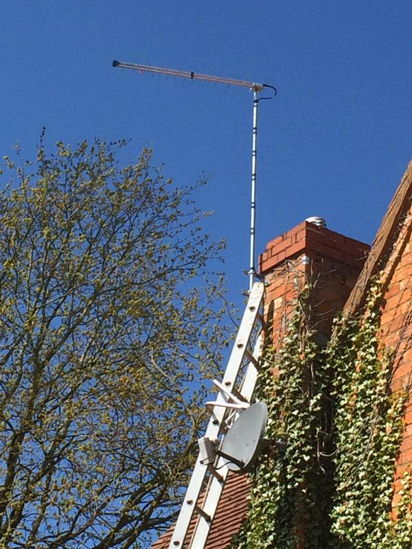 Image 20 - Tv aerial installations & services