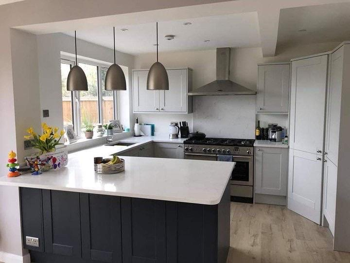 Image 23 - Kitchen renovation in Chiswell Green, St.Albans.