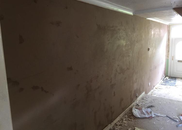 Image 47 - Whole house skimmed and floor replaced