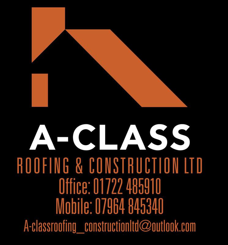 A-Class Roofing & Construction Ltd logo