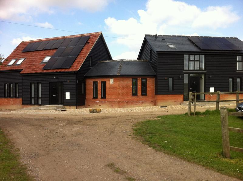 Image 29 - New houses completed by us in Throcking