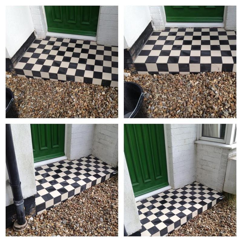 Image 18 - Victorian style doorstep