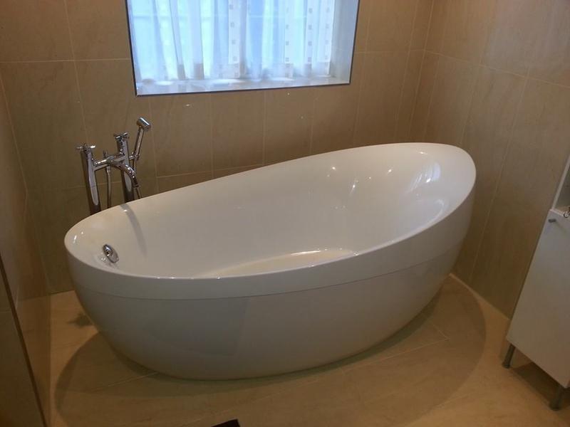 Image 16 - Leak under bath