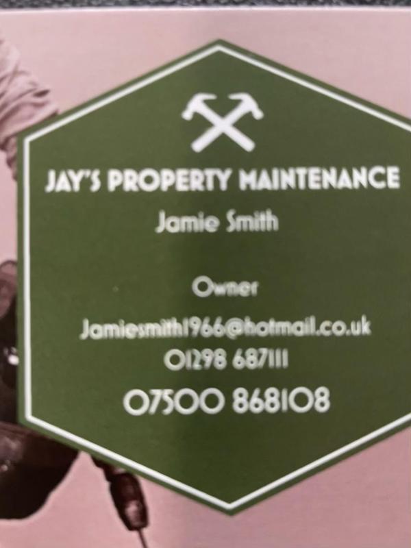 Jay's Property Maintenance logo