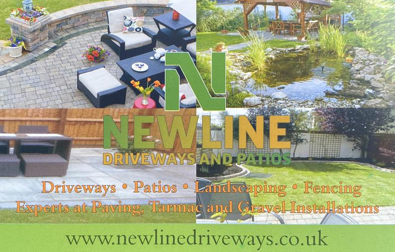 Newline Drives & Patios logo
