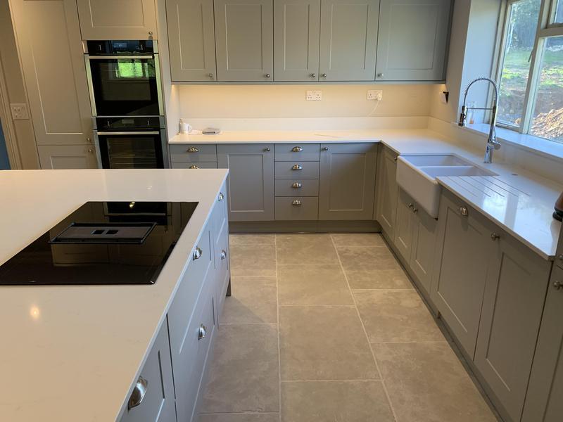 Image 26 - New kitchen instal
