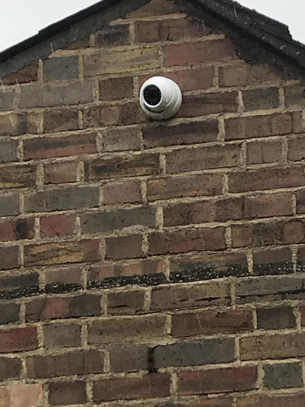 Image 45 - HD security cctv turret camera installation