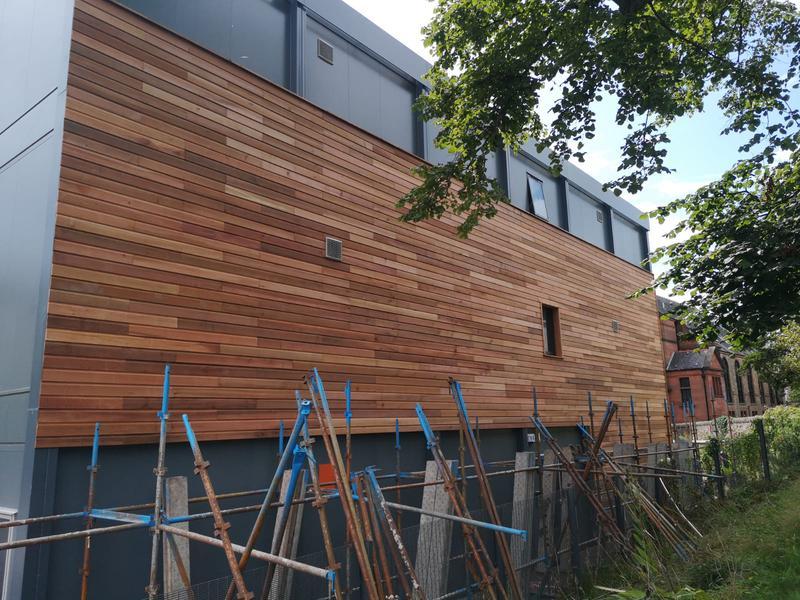 Image 7 - Western cedar cladding