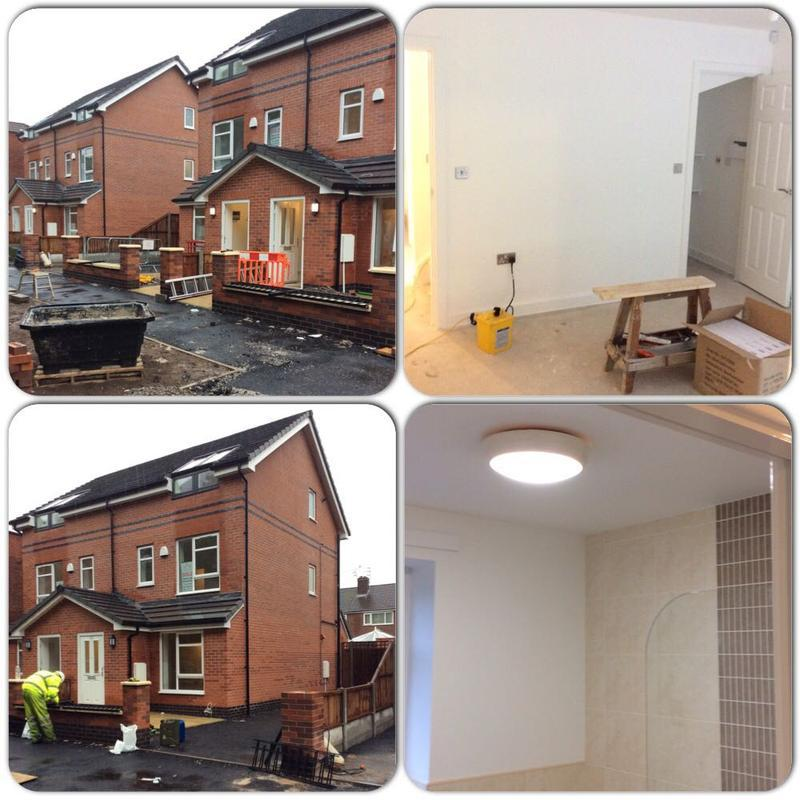 Image 19 - House rewires carried out by io power stockport electrician