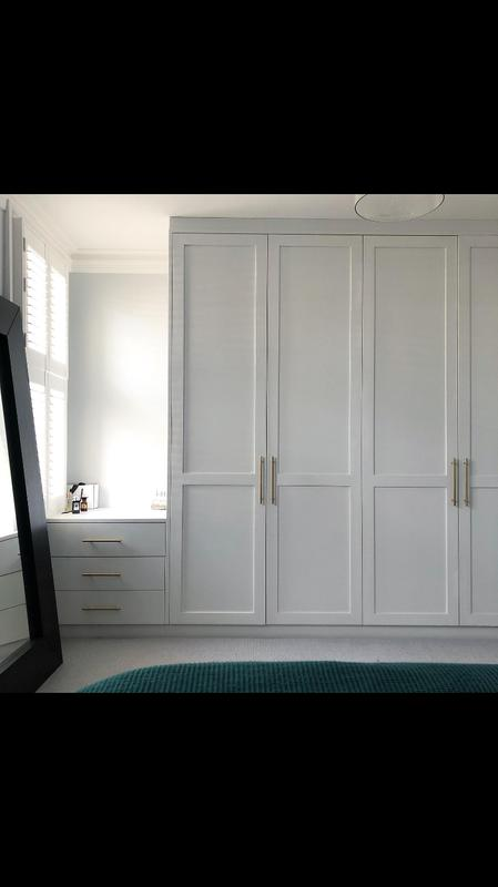 Image 6 - Bespoke Robes, built into a North London home.