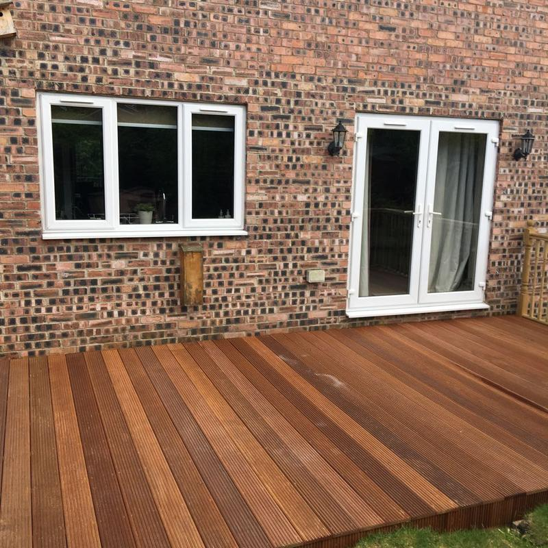 Image 37 - elevated hardwood decking
