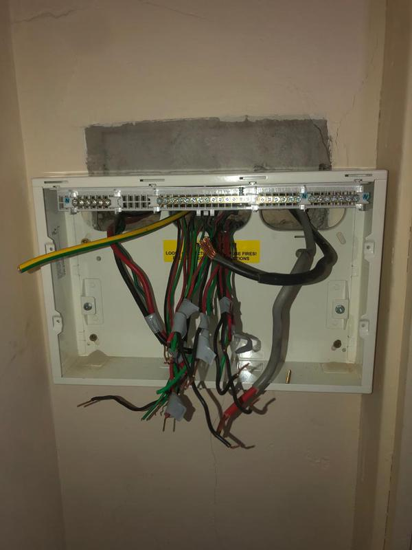 Image 9 - New consumer unit from EICR report
