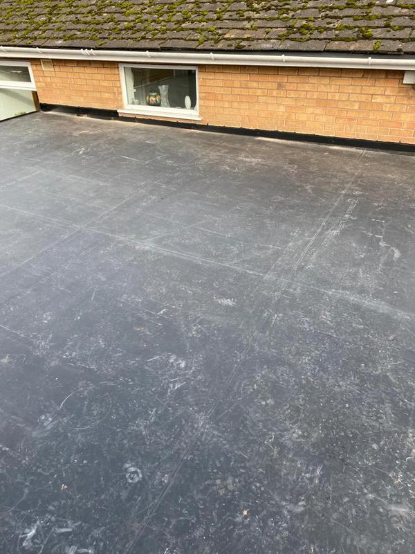 Image 26 - Complete Double Garage Flat Roof, completed Nov, Stretton-on-Dunsmore